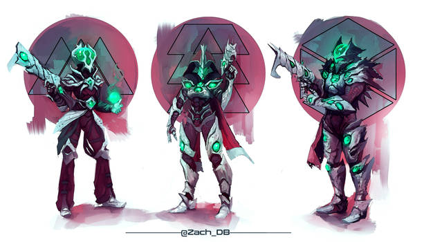 Armor Redesign (Fanart)
