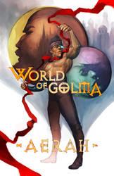 World of Golma Book 1 Aerah