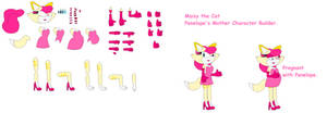 Maisy the Cat Character Builder