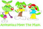 Animaniacs Meet The Mask