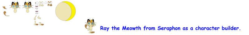 Ray the Meowth kit