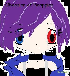 ObessionofPineapples by Ichigo84