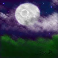 Moon by Ichigo84