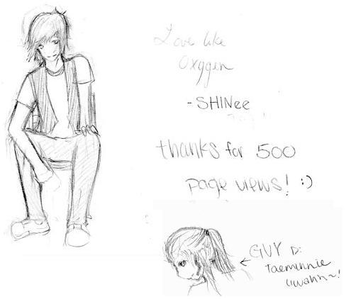 Thanks for the 500 views by Ichigo84