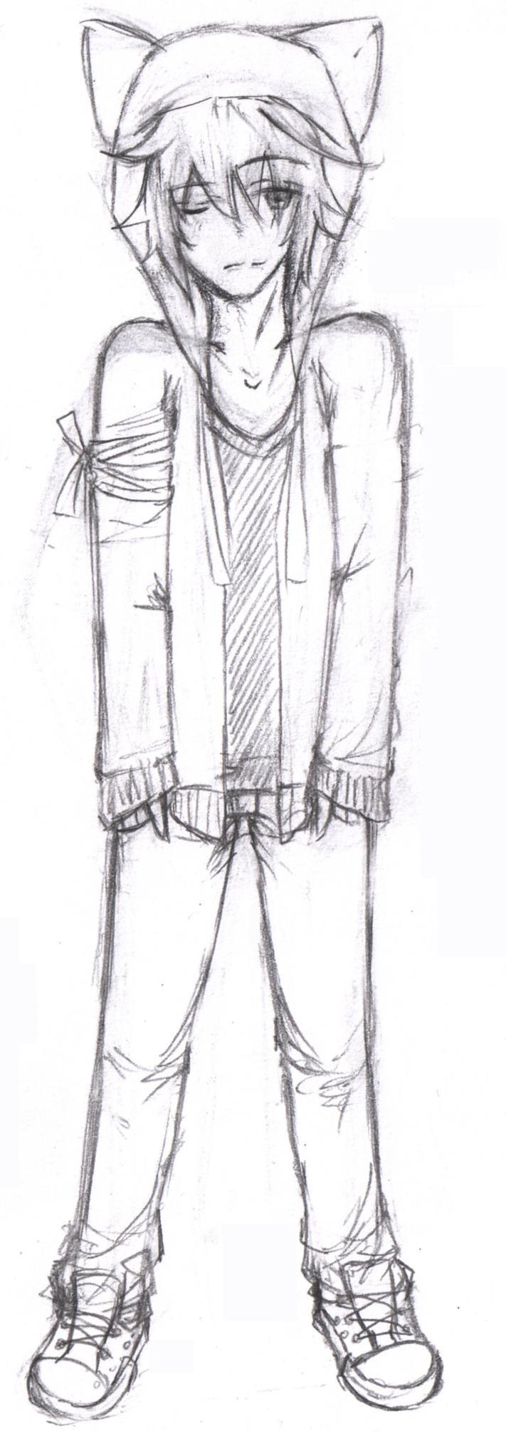 Sketch by Ichigo84