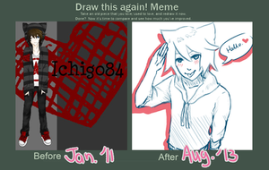 Draw This Again! by Ichigo84