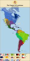 The Empire of Louisiana: 1889-1912 by AlexanderAbelard