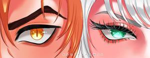 [commission] Eyes