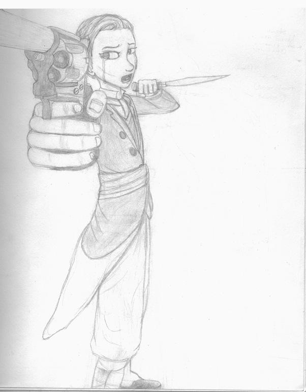 My fanfic Deryn by BagpipeHeadache16