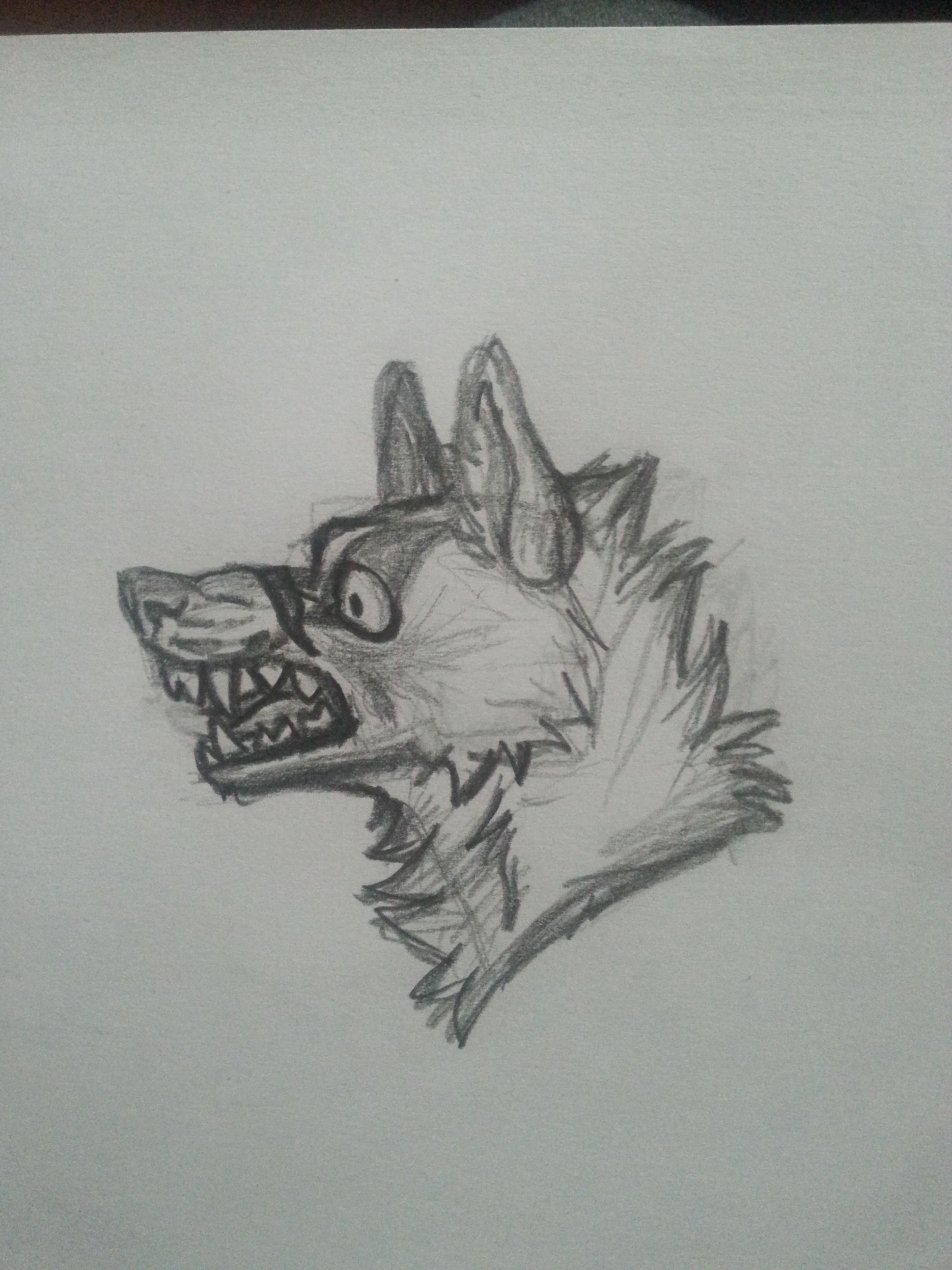 Wolf - TEST [2] by k0FFe