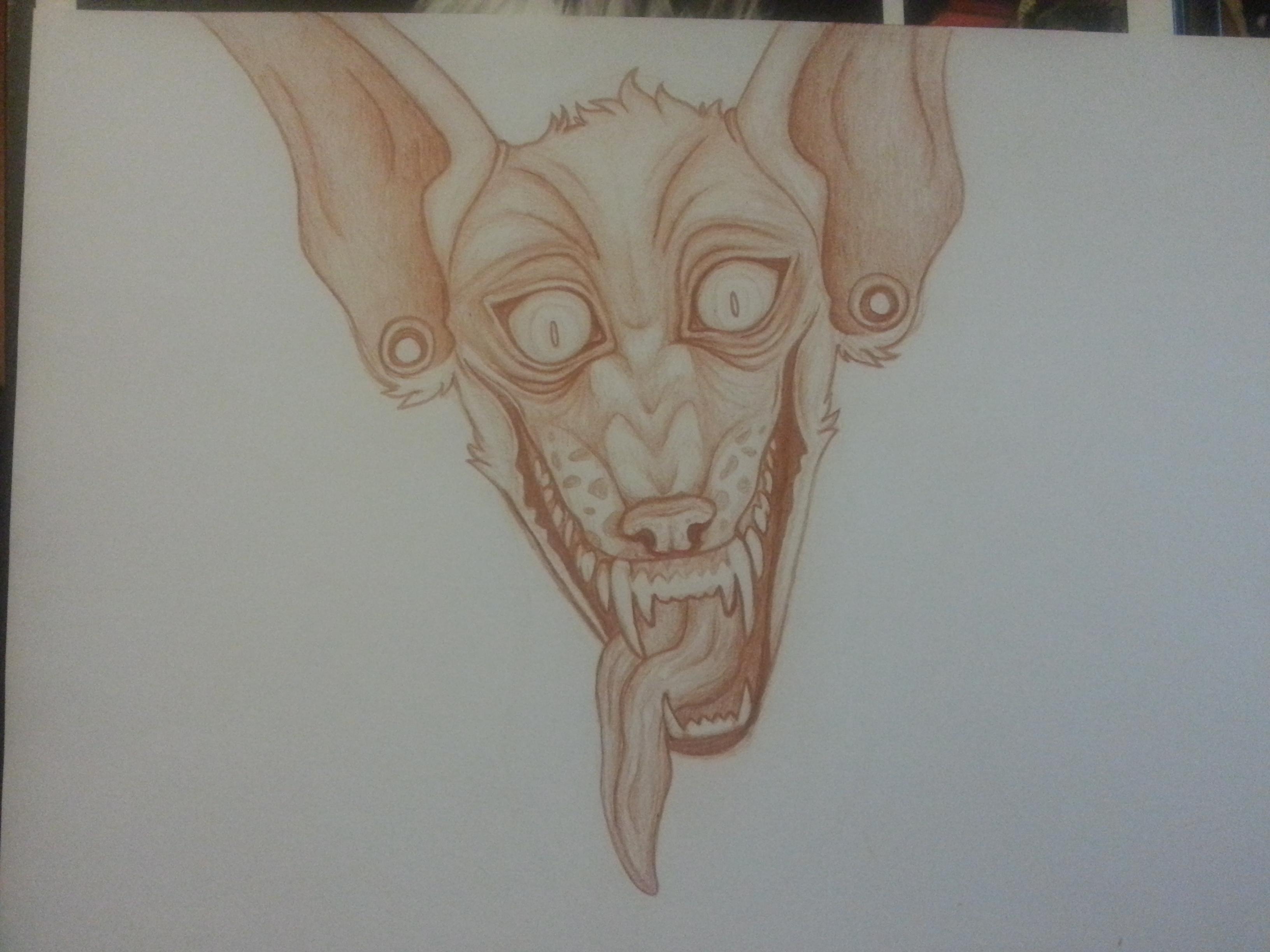 *My little Demon* by k0FFe