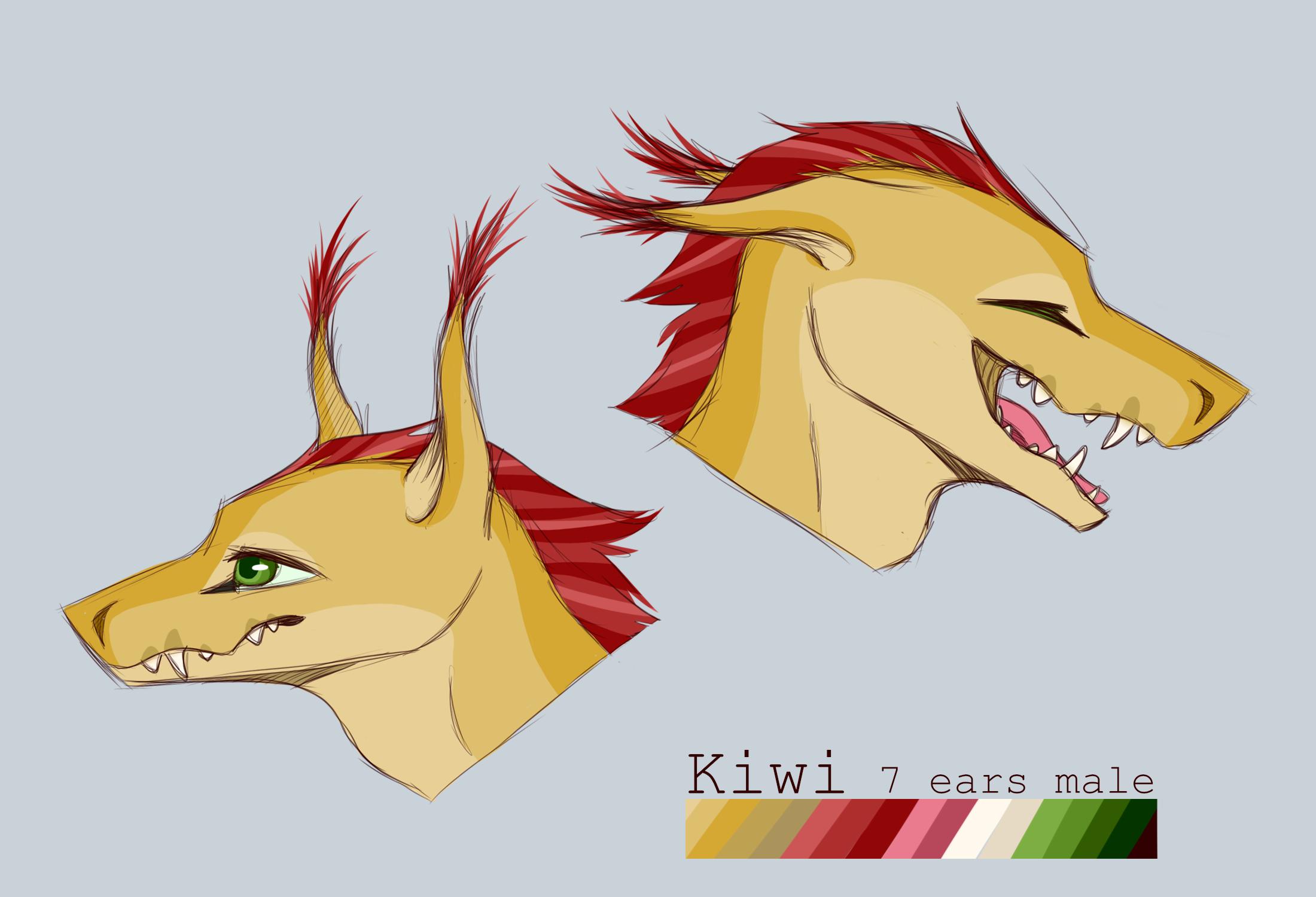 Kiwi by k0FFe