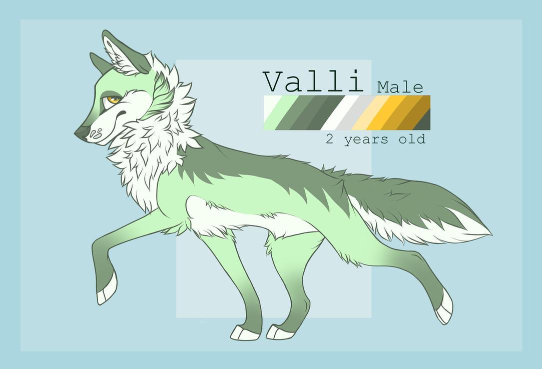OC Valli by k0FFe