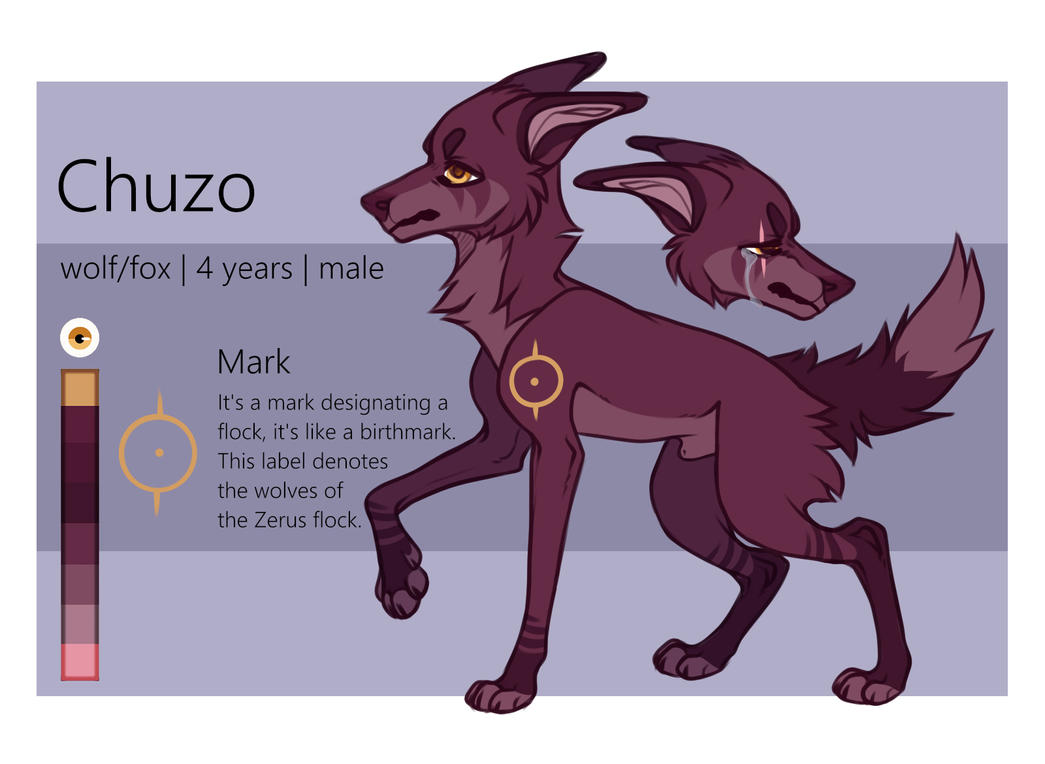 Chuzo Ref (Updated) by k0FFe