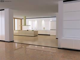 Kitchen Design Final by zigshot82
