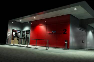 Timeport entrance by zigshot82