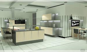 porsche design kitchen evening