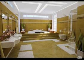 big bertha bath by zigshot82
