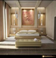 smpl bedroom -1- by zigshot82