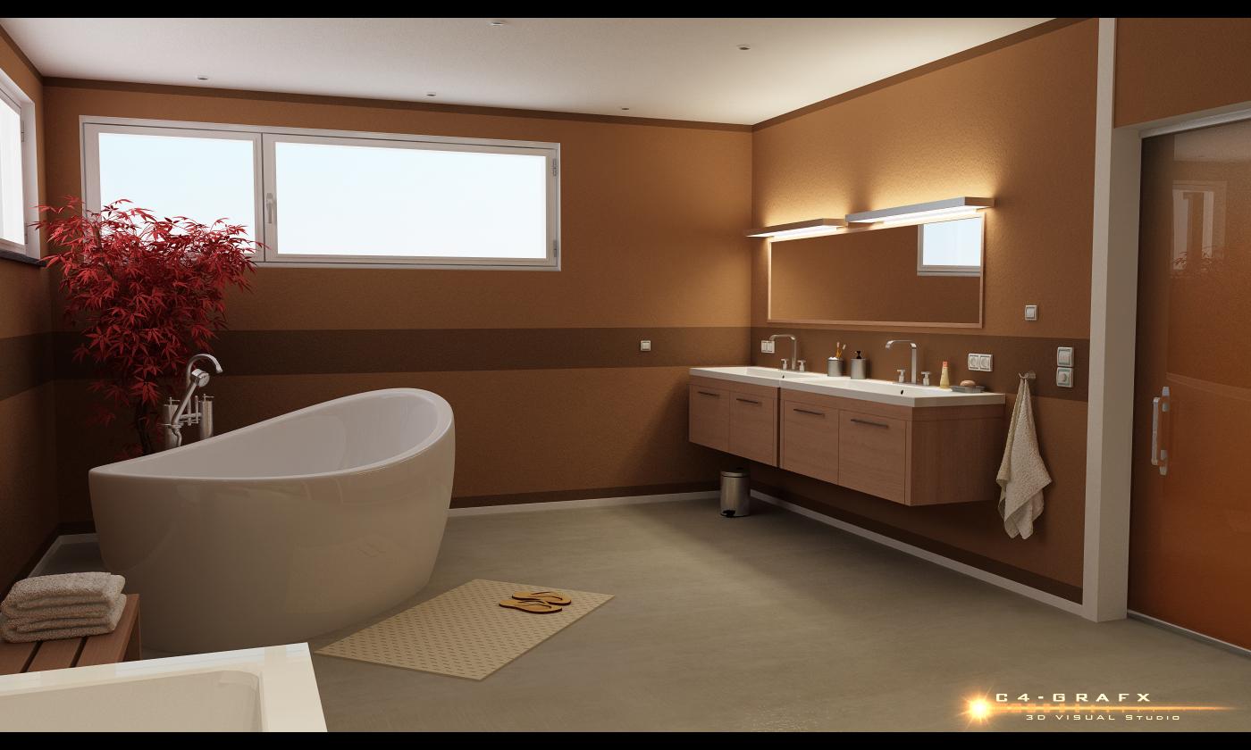 smpl bathroom