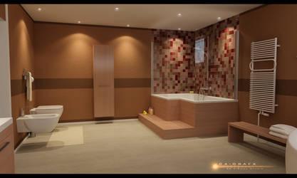 smpl bathroom -2- by zigshot82