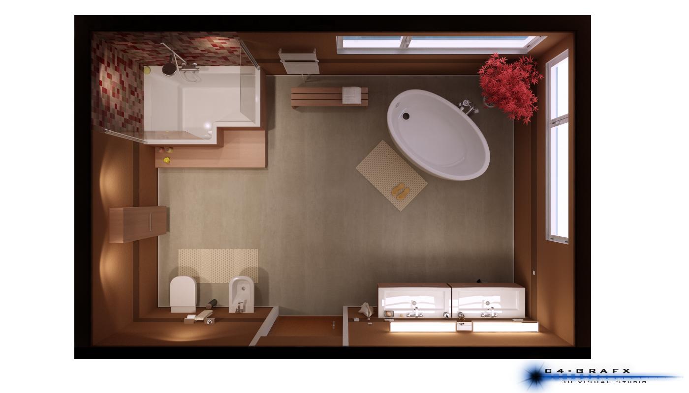smpl bathroom -3- by zigshot82