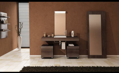 bathroom quick by zigshot82