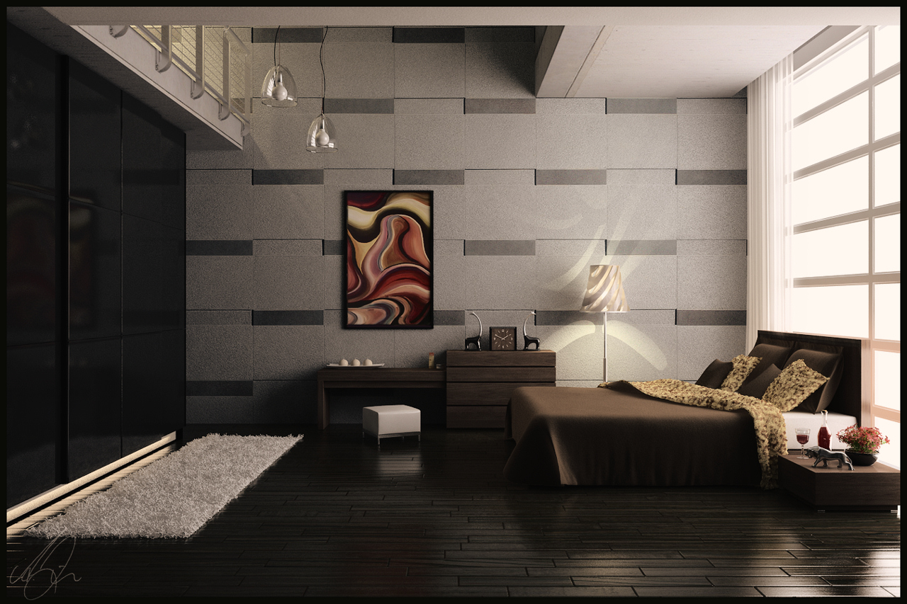 neo bedroom 2 by zigshot82