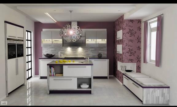 kitchen design by zigshot82