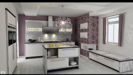 kitchen design -2- by zigshot82