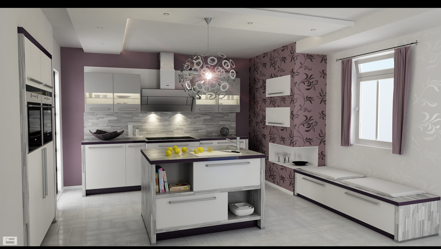 Kitchen Design 2 By Zigshot82