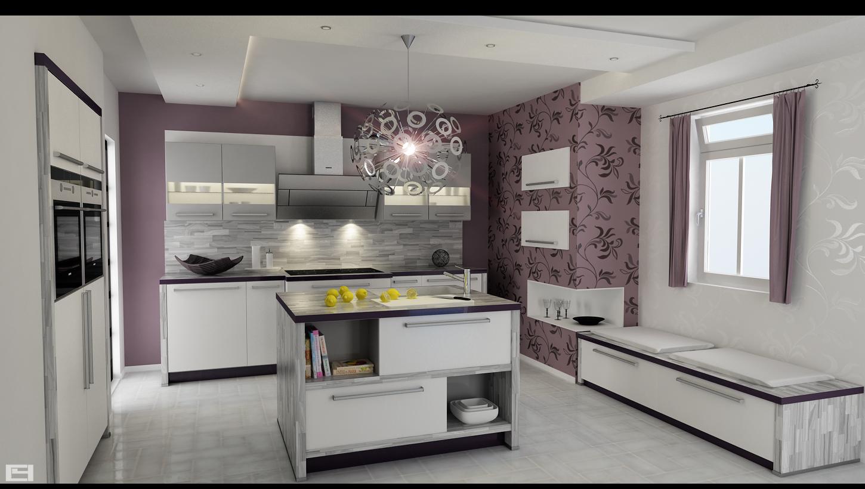 kitchen design -2-