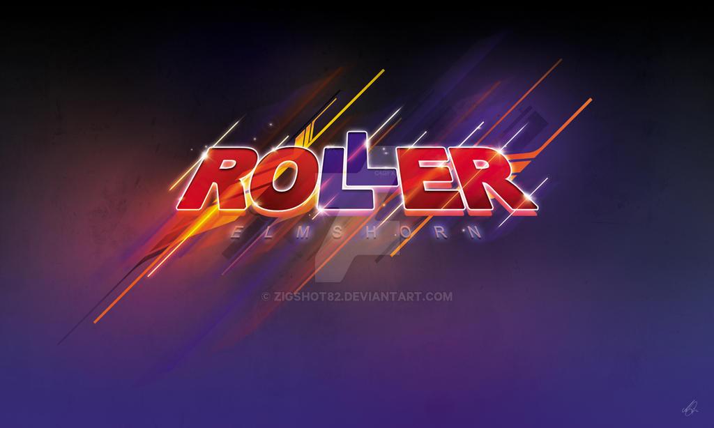 roller artwork by zigshot82