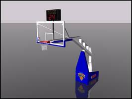 NBA Basket by zigshot82