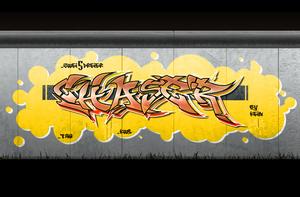 Didital Art Grafitti by zigshot82