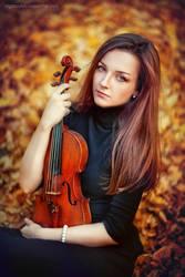 Melody of autumn by OlgaBoyko