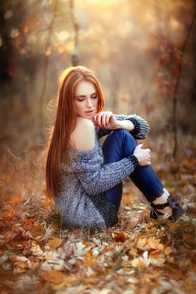 我在秋天等着你【唯美摄影】 - ★  牧笛  ★ - ★★★ 世界数码艺术博览★★★