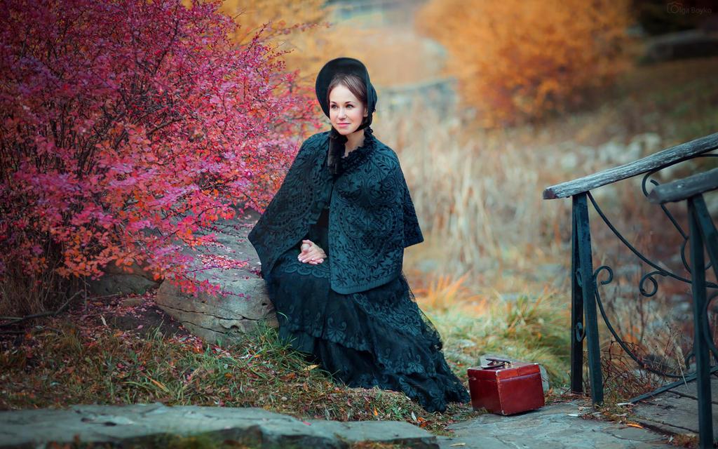 Jane Eyre by OlgaBoyko