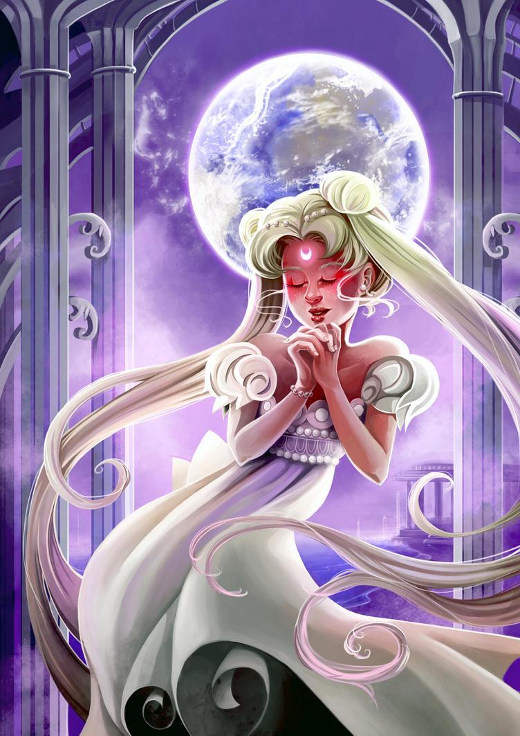 Moon Serenade by CarolinReich