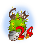 Catvent Calender 24