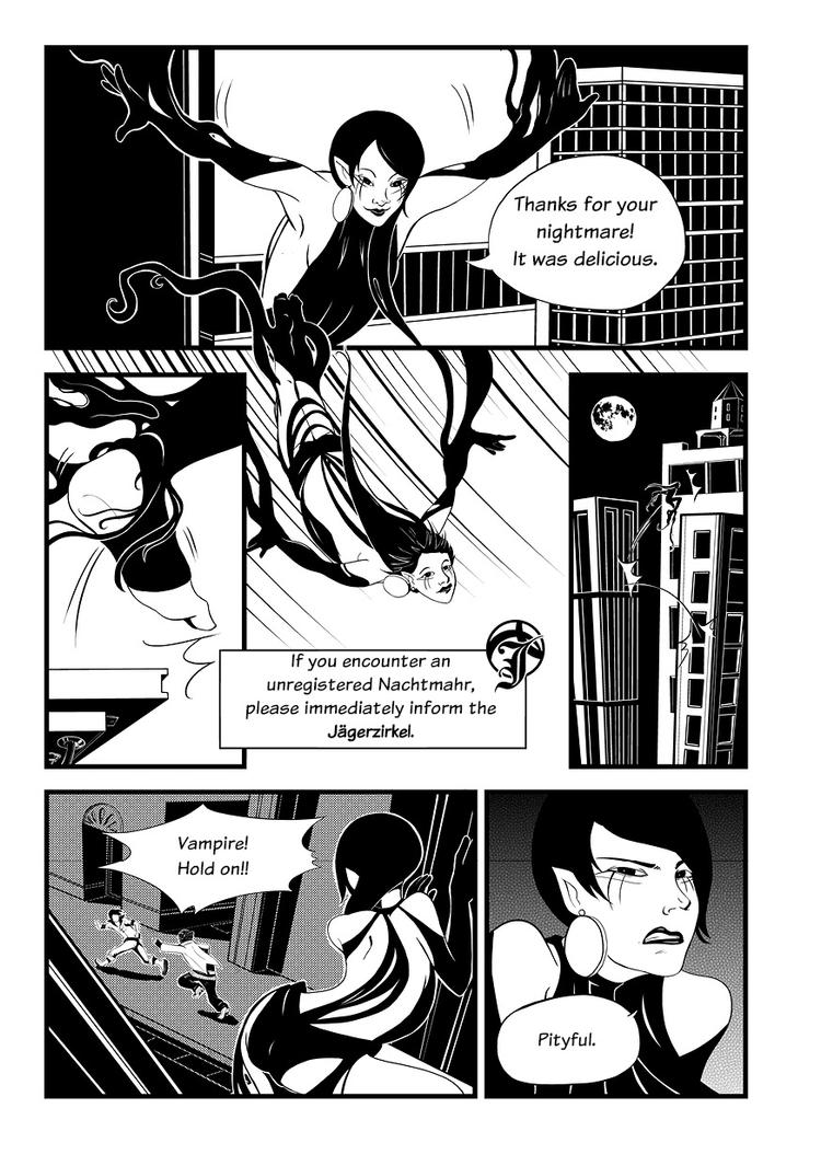 Queen Of The Night page 2 by CarolinReich