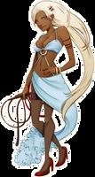 Charactersheet Vivien