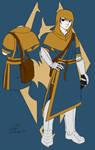 Martin Tyrellius (Vigilant of Stendarr)