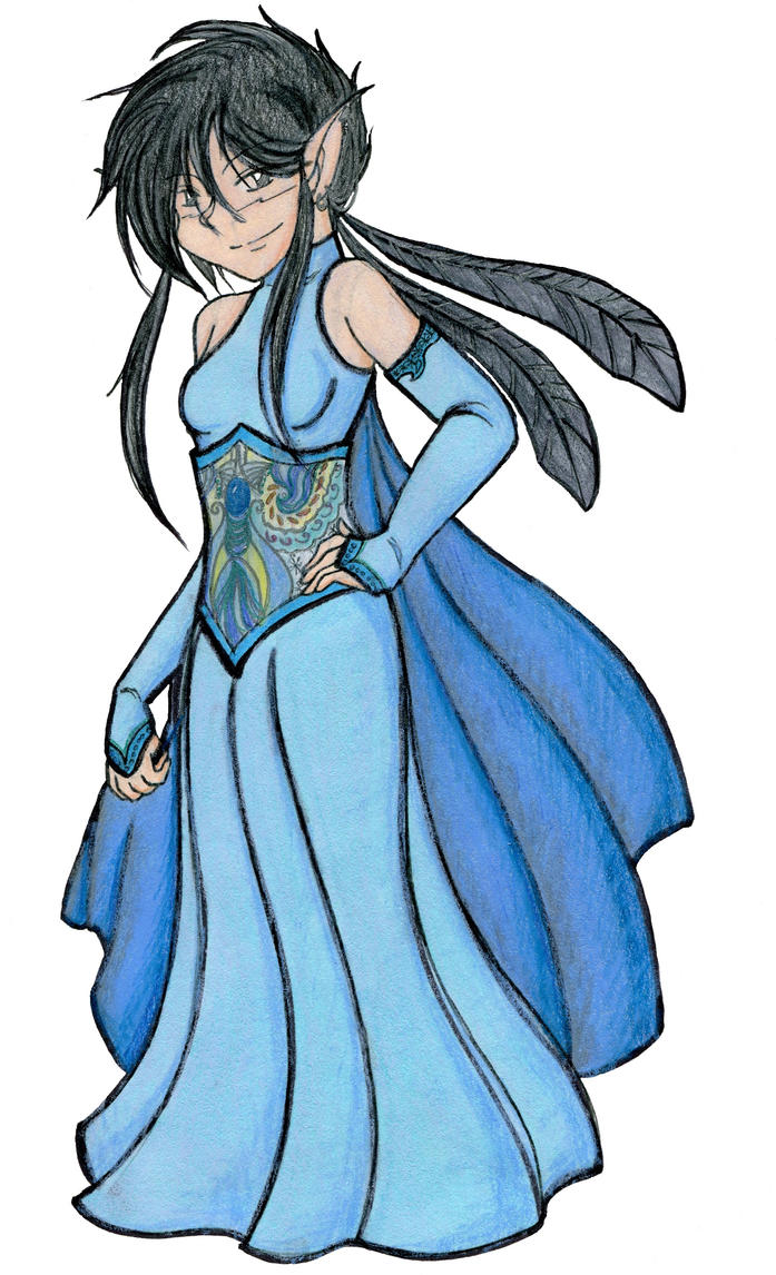 Mab, the Winter Queen by Rana-chan