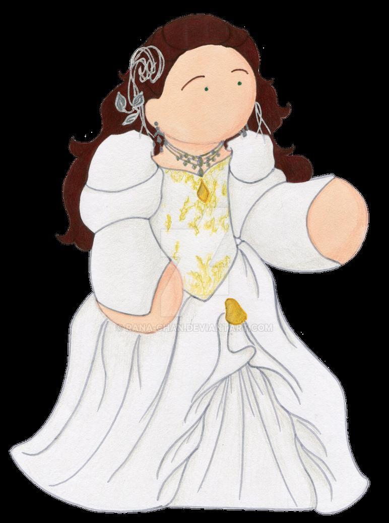Sarah Plushie by Rana-chan