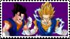 Vegetto Stamp by 0ZYMANDlAS