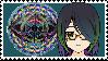 I Made Myself a Stamp by 0ZYMANDlAS