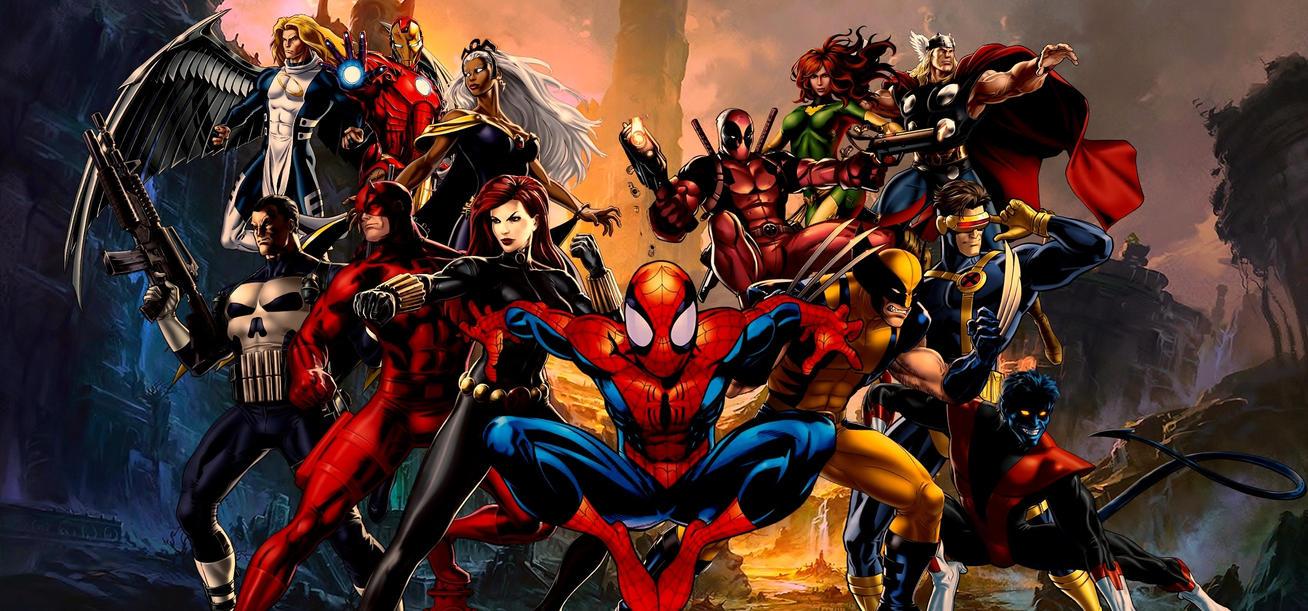 Marvel by Bhavan91