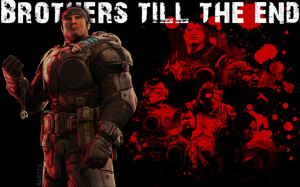 Gears Of War Wallpaper By Ashz22
