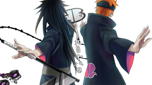 Fan Blade Inuries : Madara and tendo pain naruto vs doctor doom